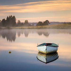 Perfect Light, loch Rusky