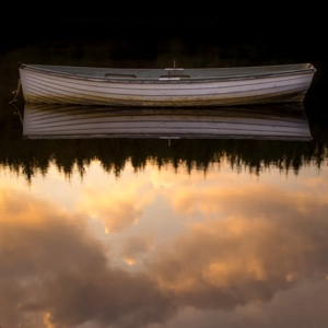 Shadows and Reflections, Loch Rusky